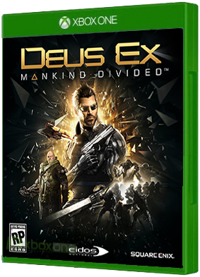 Deus Ex: Mankind Divided - Breach Update