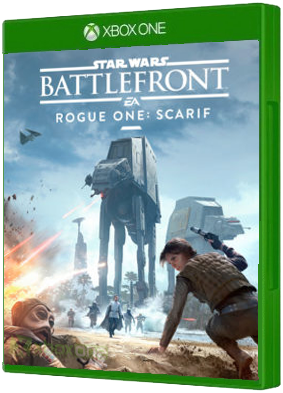 Star Wars: Battlefront - Rogue One: Scarif