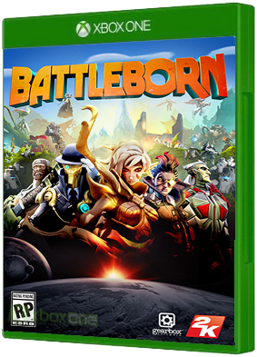 Battleborn: Montana and the Demon Bear