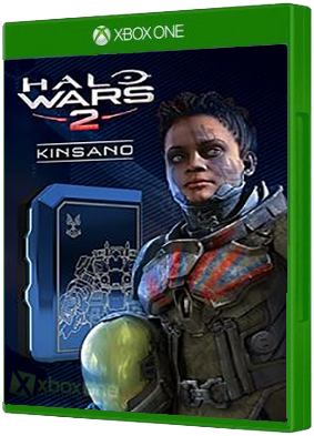 Halo Wars 2: Leader Kinsano