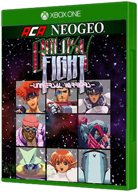 ACA NEOGEO: Galaxy Fight: Universal Warriors