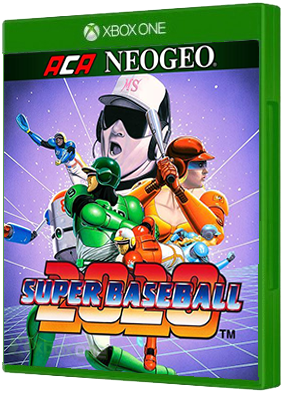 ACA NEOGEO: Super Baseball 2020