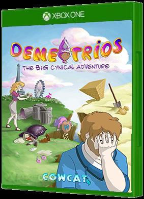 Demetrios: The BIG Cynical Adventure for Xbox One