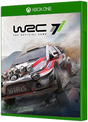WRC 7 for Xbox One