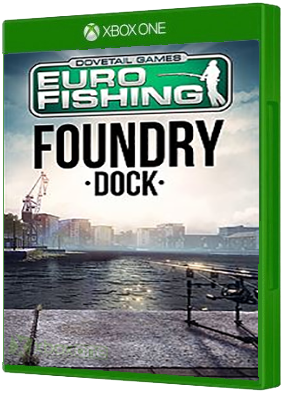 Dovetail Games Euro Fishing - Foundry Dock