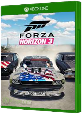 forza horizon 3 hoonigan car pack for xbox one xbox one games xbox one headquarters. Black Bedroom Furniture Sets. Home Design Ideas