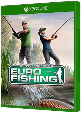 Dovetail games euro fishing manor lake farm for xbox one for Xbox fishing games
