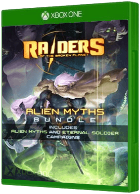 Raiders of the Broken Planet: Alien Myths