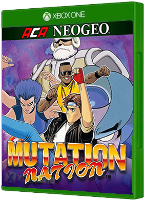 ACA NEOGEO: Mutation Nation