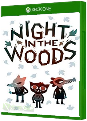 night in the woods weird autumn edition for xbox one xbox one games xbox one headquarters. Black Bedroom Furniture Sets. Home Design Ideas