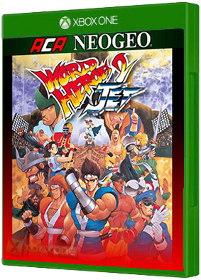 ACA NEOGEO: World Heroes 2 Jet