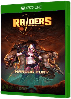 Raiders of the Broken Planet: Wardog Fury Campaign
