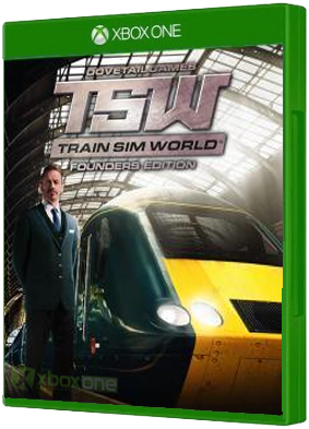 Train Sim World Founders Edition For Xbox One Xbox One