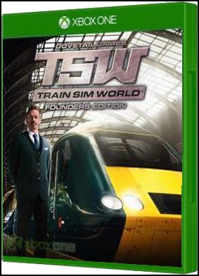 Train Sim World Founders Edition For Xbox One Xbox One