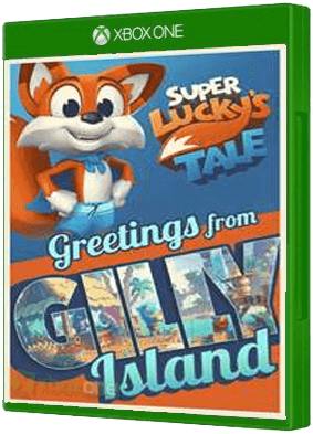 Super Lucky's Tale - Gilly Island