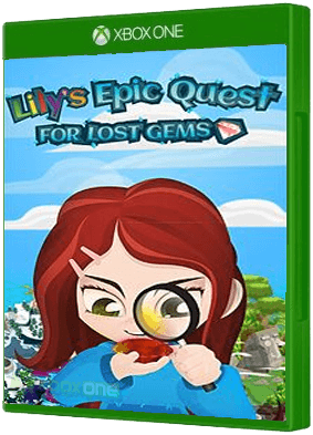 Lily's Epic Quest for Lost Gems