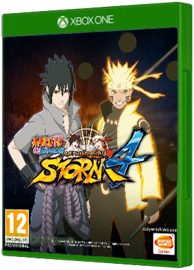 Naruto Shippuden Ultimate Ninja Storm 4 For Xbox One Xbox One Games Xbox One Headquarters