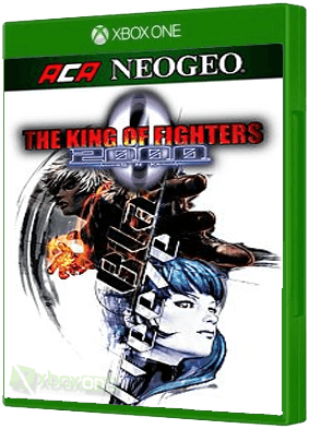 ACA NEOGEO: The King of Fighters 2000
