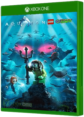 LEGO DC Super Villains: Aquaman Pack 2