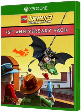 LEGO Batman 3: Beyond Gotham - 75th Pack