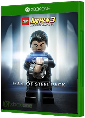 LEGO Batman 3: Beyond Gotham - Man of Steel Pack