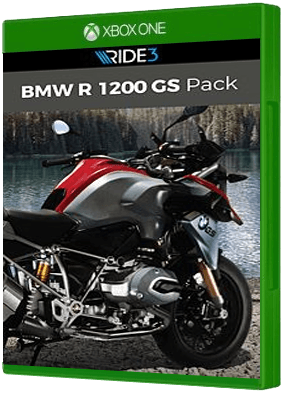 RIDE 3 - BMW R 1200 GS Pack