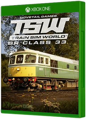 Train Sim World: BR Class 33