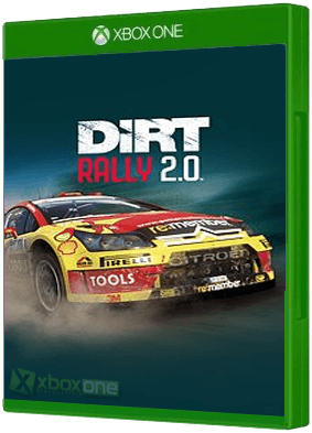 DiRT Rally 2.0: Citroën C4 Rally