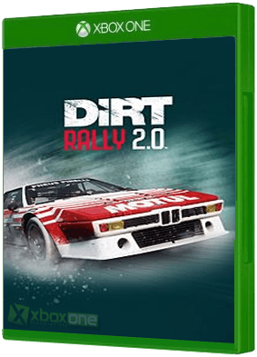 DiRT Rally 2.0: BMW M1 Procar Rally