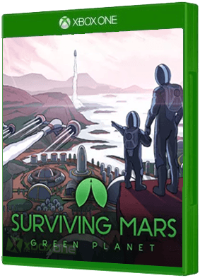 Surviving Mars - Green Planet