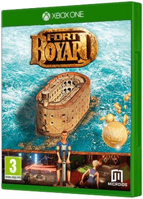 Fort Boyard: The Game