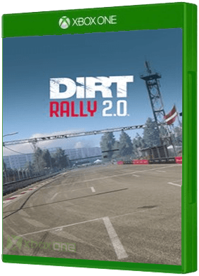 DiRT Rally 2.0: Latvia Rallycross