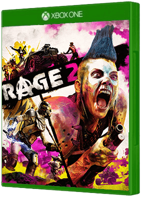 RAGE 2 - Rise of the Ghosts