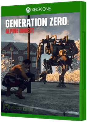 Generation Zero: Alpine Unrest