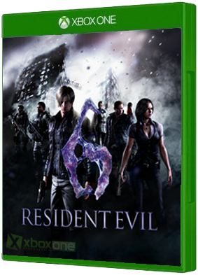 Resident Evil 6: Onslaught Mode
