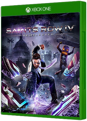 Saints Row IV: Re-Elected - How the Saints Save Christmas