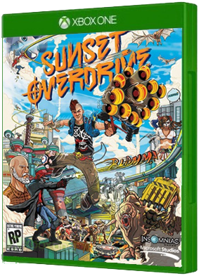Sunset Overdrive - Title Update