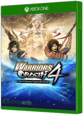 WARRIORS OROCHI 4 - Ultimate Upgrade Pack
