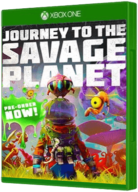 Journey to the Savage Planet - Old Game Minus