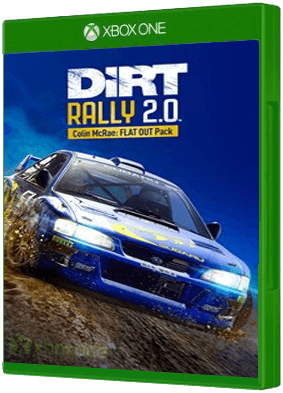 DiRT Rally 2.0: Colin McRae - FLAT OUT Pack