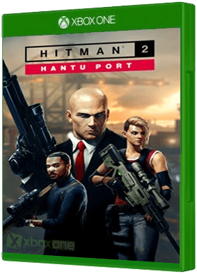 HITMAN 2 - Hantu Port