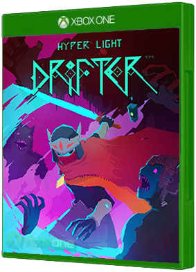 Hyper Light Drifter - Boss Rush Mode