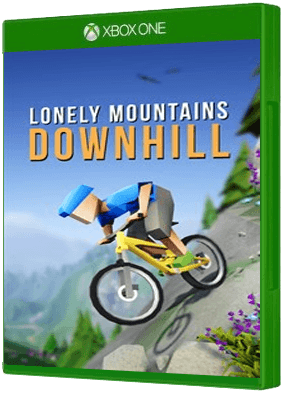 Lonely Mountains: Downhill - Eldfjall Island