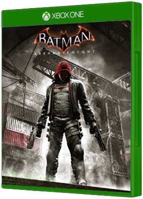 Batman: Arkham Knight Red Hood Story Pack