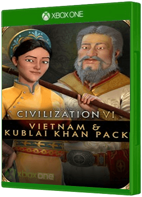 Civilization VI: Vietnam & Kublai Khan Pack