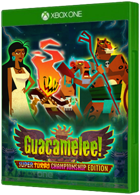 Guacamelee! Super Turbo Championship Edition Frenemies Character Pack