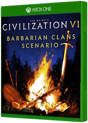 Civilization VI: Barbarian Clans