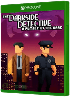 The Darkside Detective: Fumble in the Dark