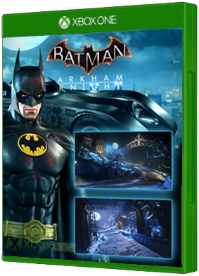 Batman: Arkham Knight 1989 Movie Batmobile Pack
