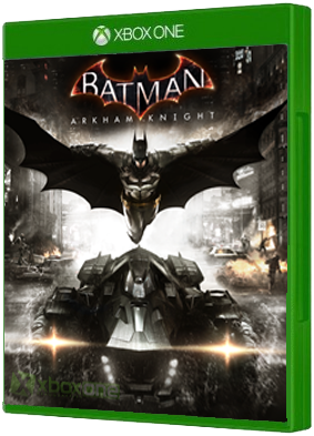 Batman: Arkham Knight Original Arkham Batmobile